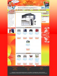SunriseWeb è un negozio e-commerce per la vendita di prodotti per giardini.